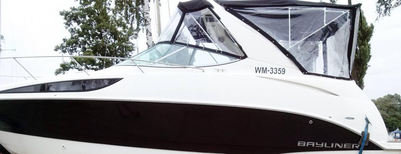 Jacht motorowy Bayliner 285