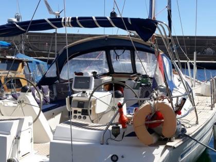 Jacht Bavaria 49