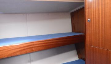kabina dziobowa lewa