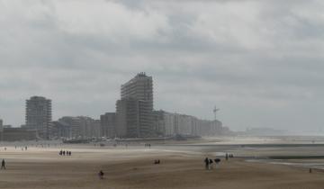 Plaża nadmorska