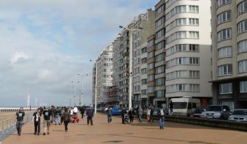 Promenada nad morzem