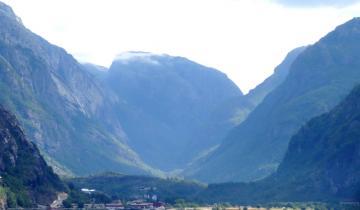 Góry nad morzem