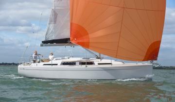 Jacht Hanse 345