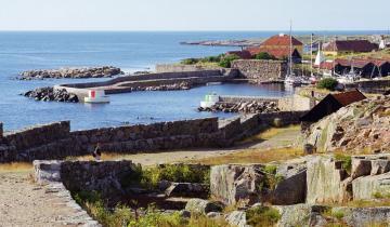 Widok na Morze Bałtycke