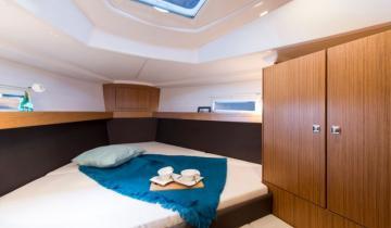 Sypialnia pod pokładem