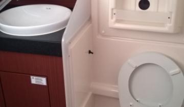 Łazienka na jachcie