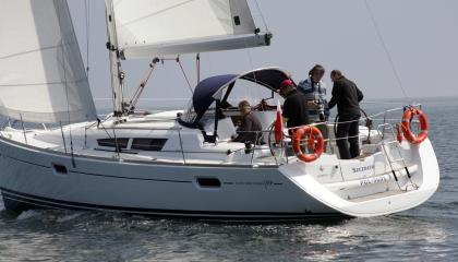 Jacht żaglowy Sun Odyssey 39i