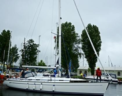 Nowy jacht