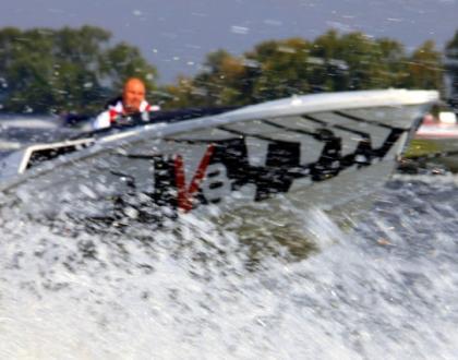 łódź motorowodna