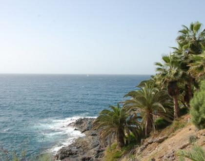 Wybrzeże południowej Hiszpanii