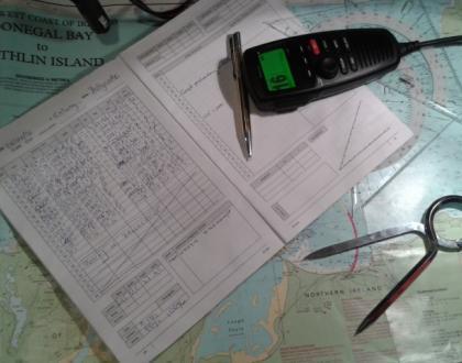 Przyrządy do nawigacji
